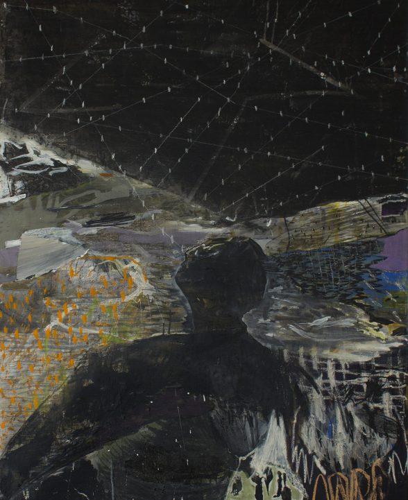 Kevin A. Rausch – Star Digger, 2007, 150 x 100 cm