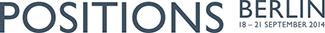 Positions Berlin 2014 Logo