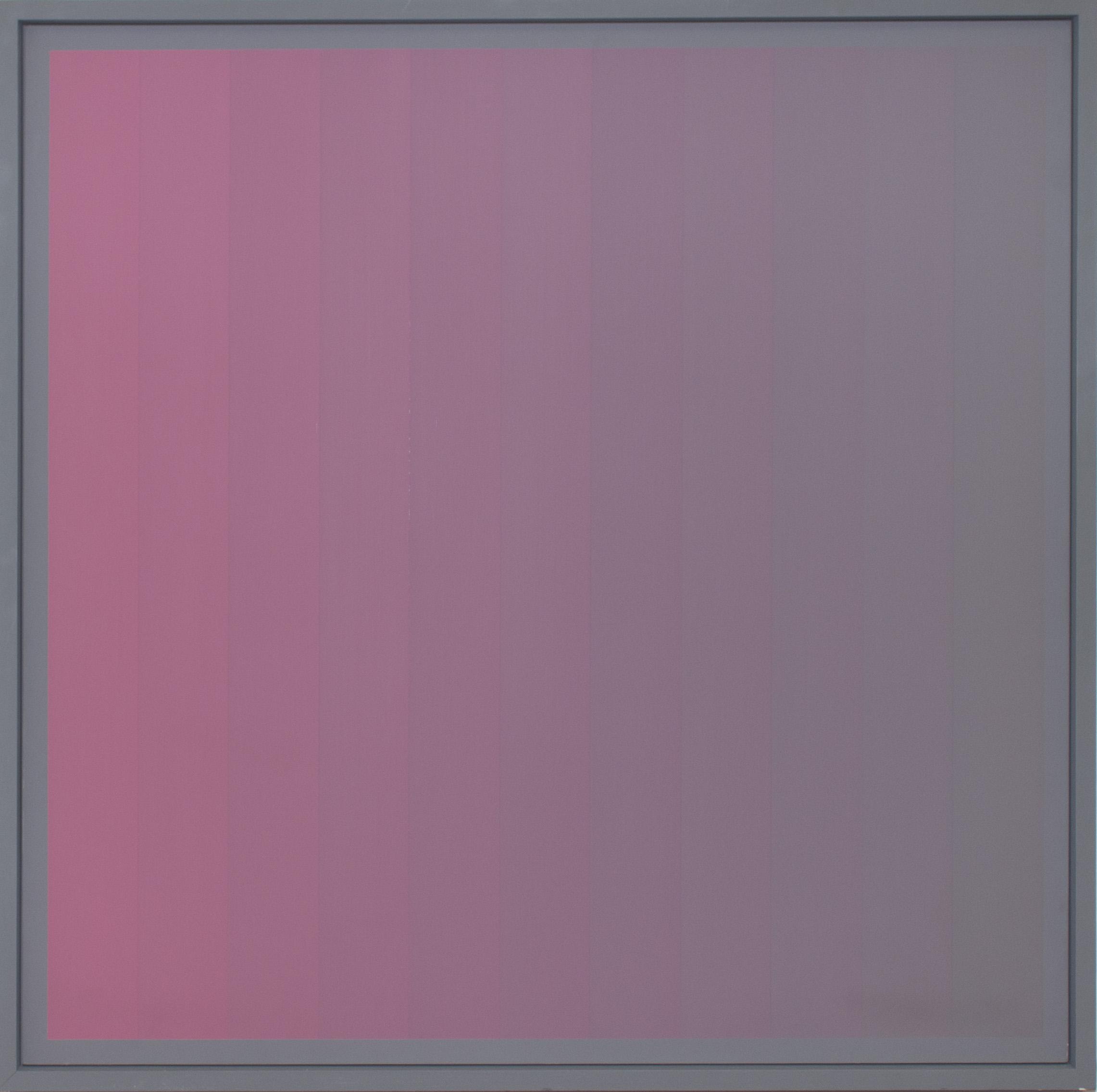 K267 - 100 x 100 cm, Alkydharzfarbe auf Phenapan