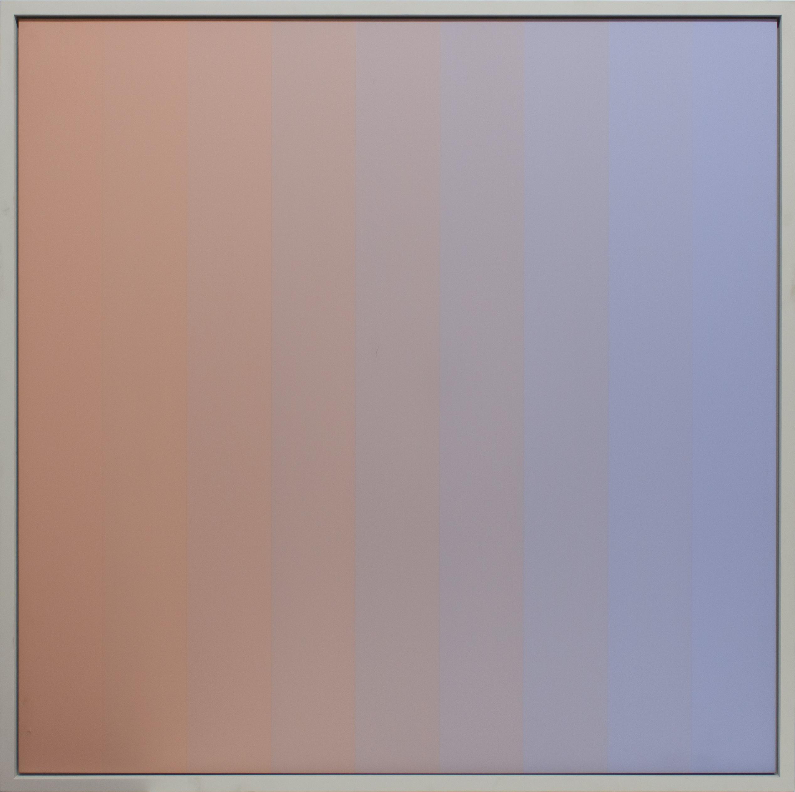 K163 - 100 x 100 cm, Alcydharzfarbe auf Phenapan