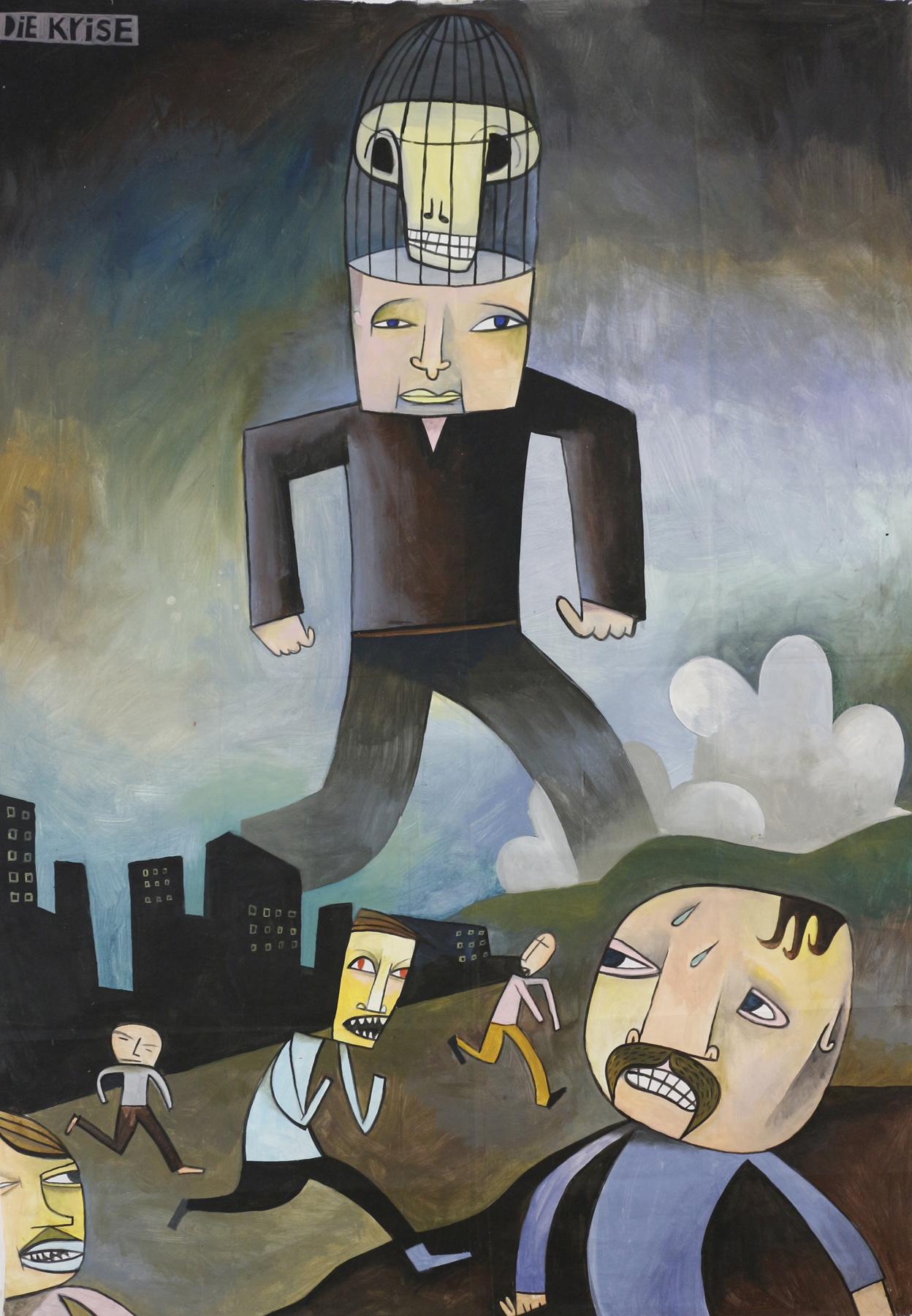 Jim Avignon | Die Krise
