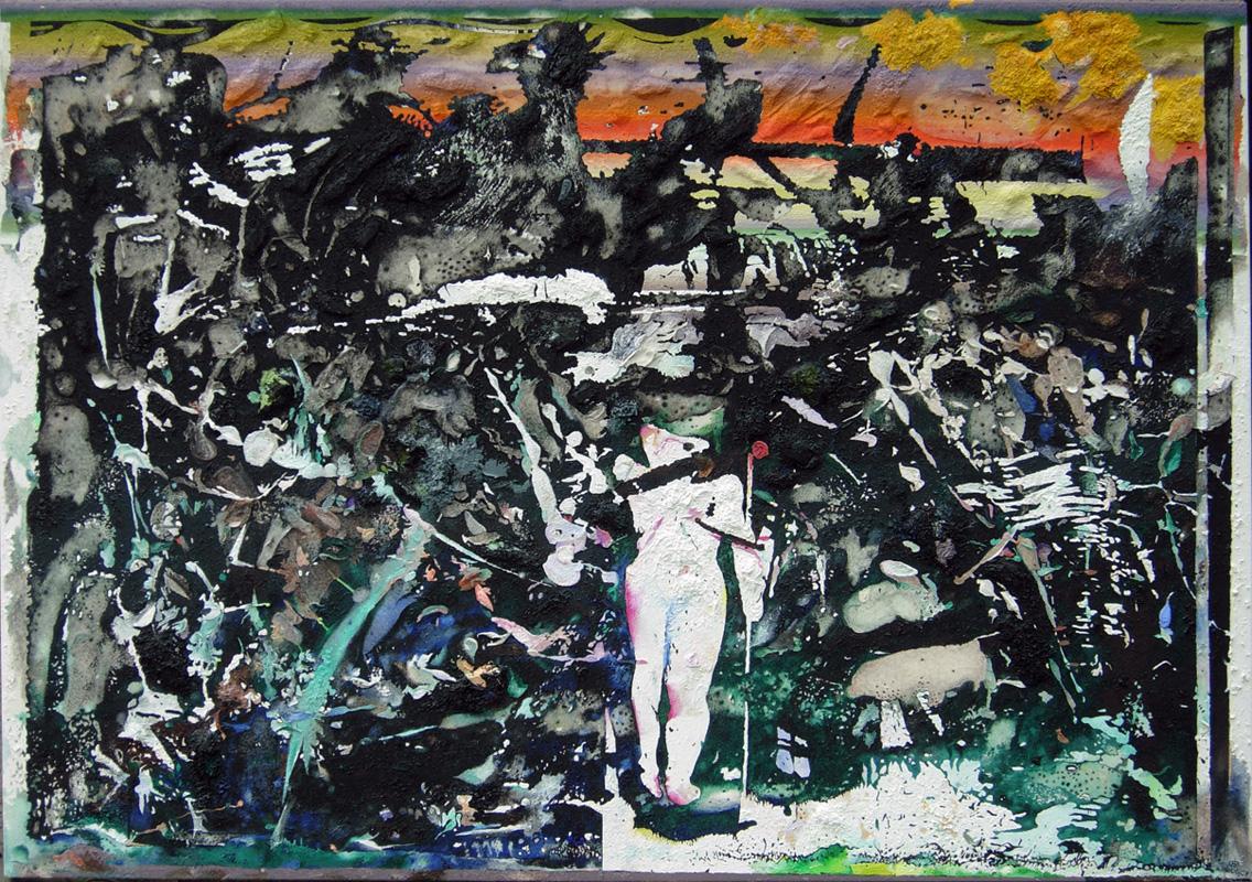 Christian Rickert | Paradise Lost - Die Horde überzieht den Erdkreis (Hommage John Milton)