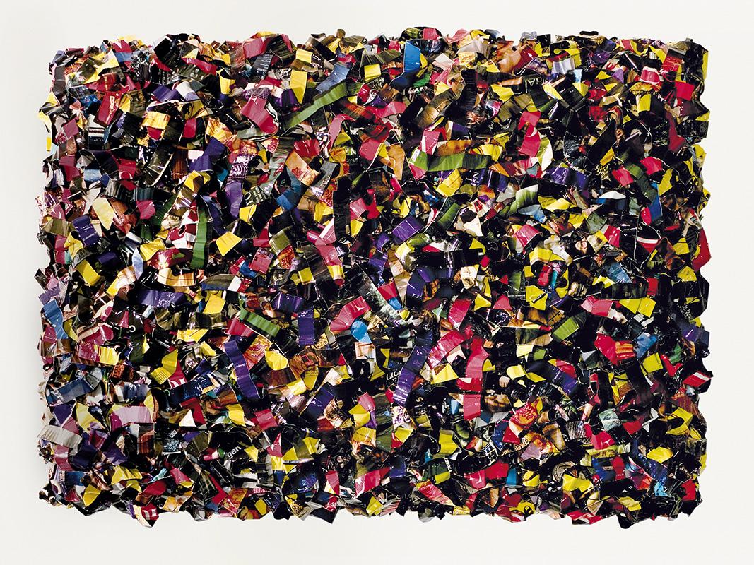 Hans Jürgen Simon | B-I2, 95 x 145 cm