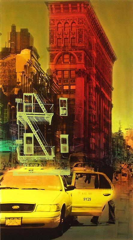 Helle Jetzig | Buildings Talking (To Me) B 2