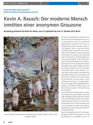 Rausch Art Profil 104 2015