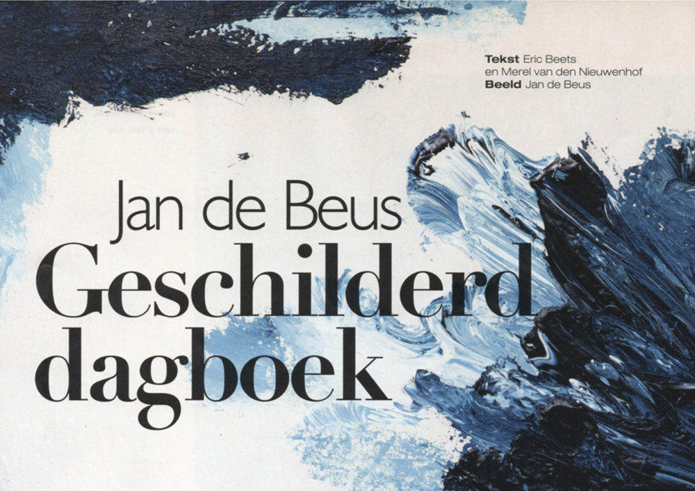 Jan de Beus – Palet Magazin