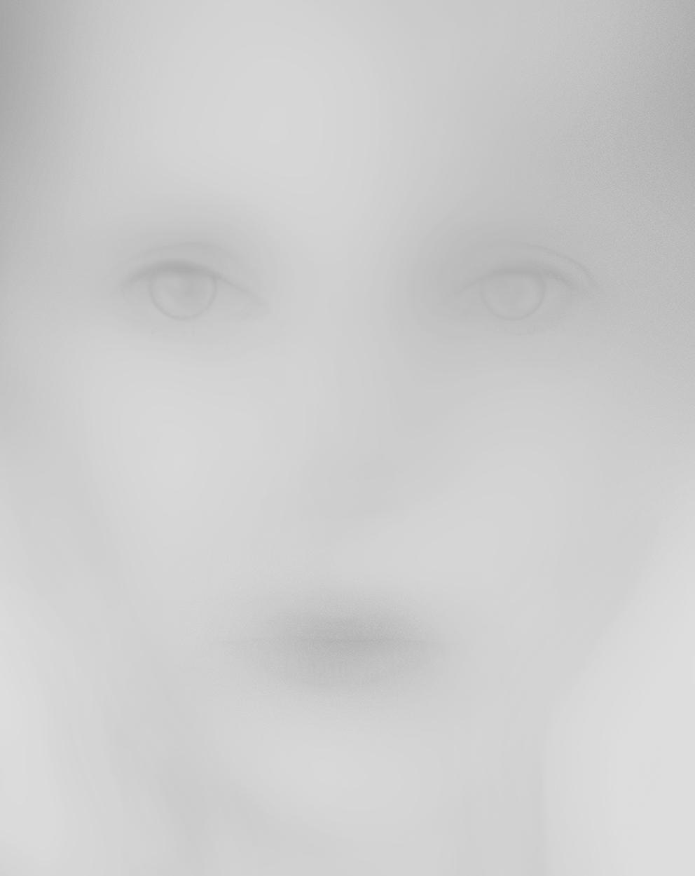 Yotta Kippe | n06072010f_n, 125 x 100 cm, Ilfojet print on metal foil / aludibond, graphite