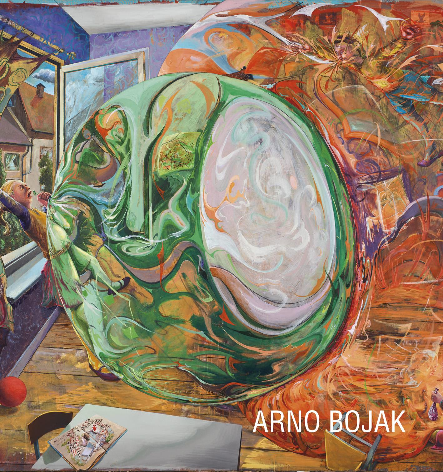 Flyer Arno Bojak