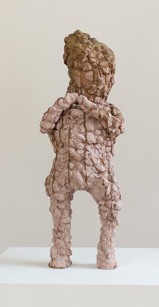 SUSANNE RING | OT, 2010, ca. 75 cm, Keramik, glasiert, gebrannt