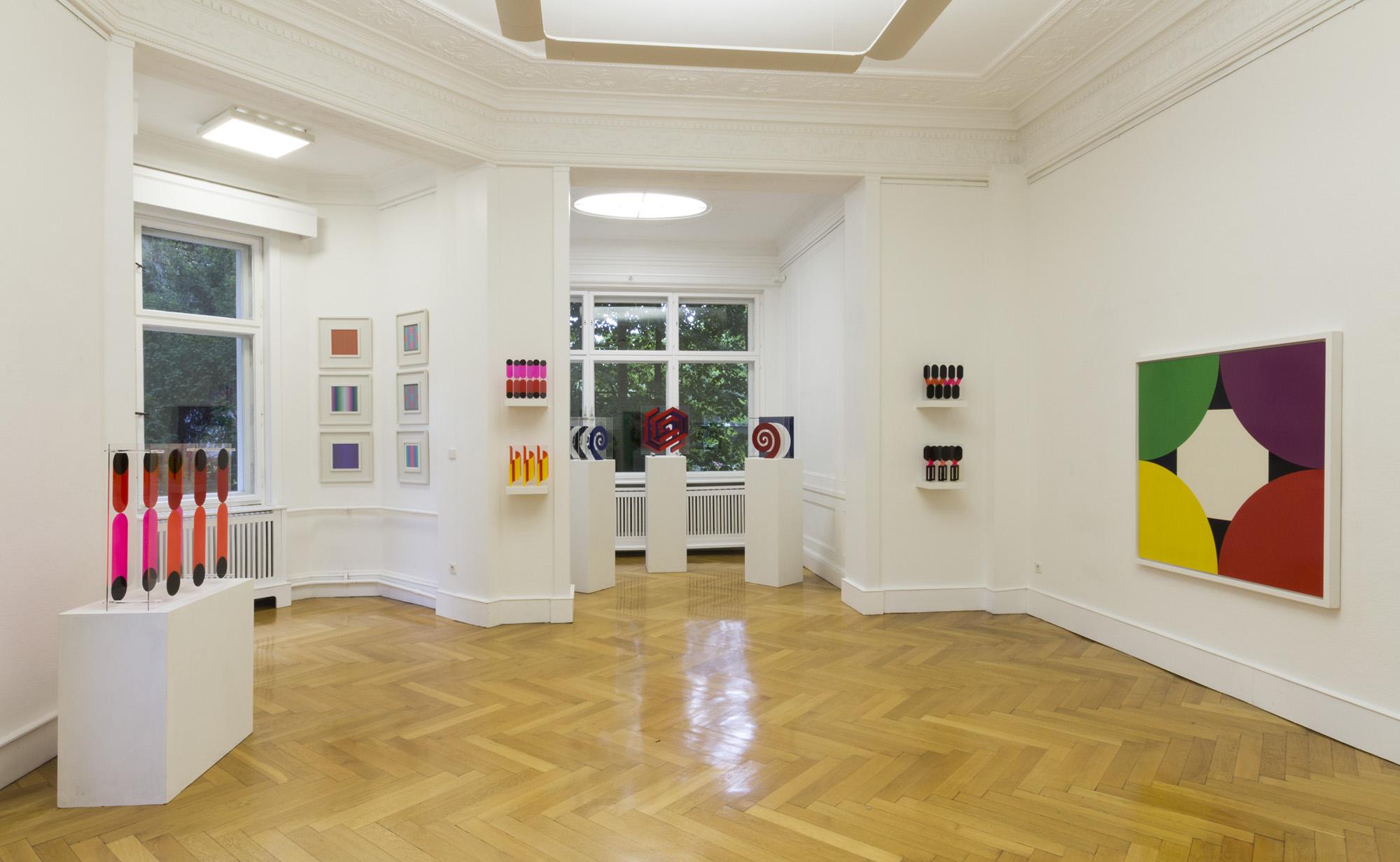 Abstract Meeting – Raumansicht