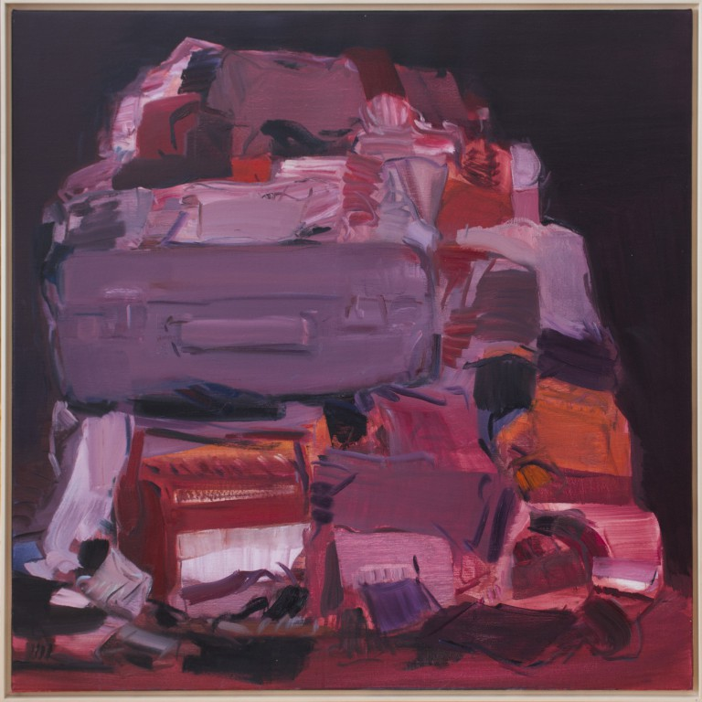 Said Baalbaki | Heap, 100 x 100 cm, 2014-2015, Berlin