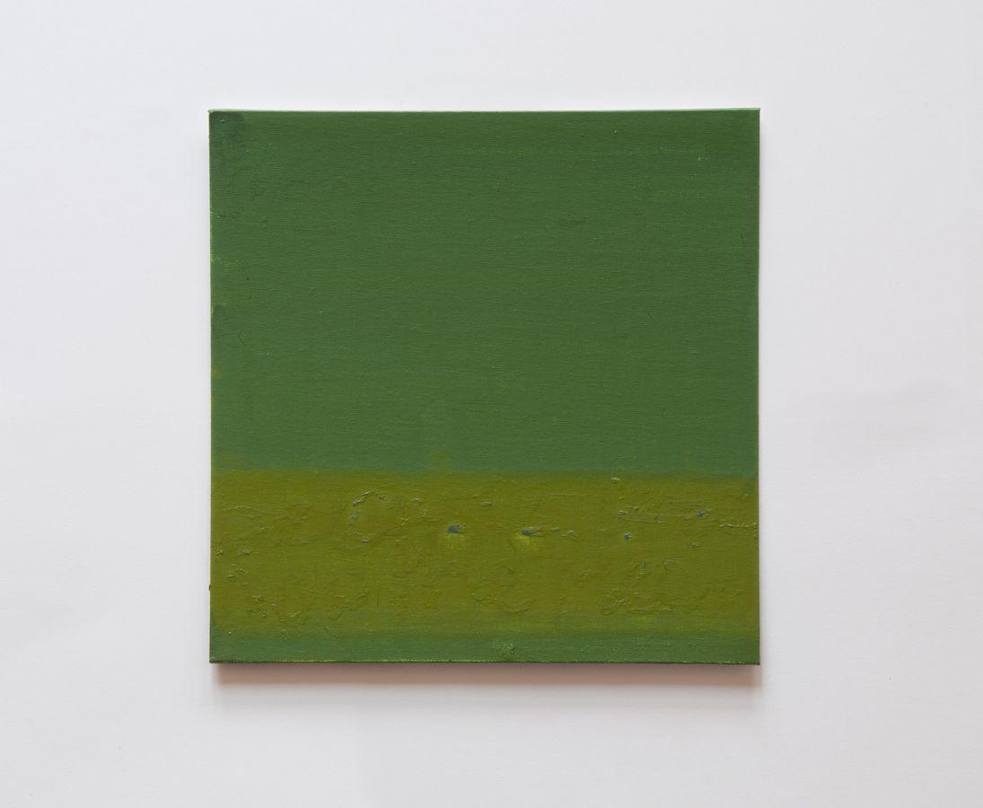 Karlyn De Jongh -Romanticism 6, Mixed media on canvas on board, 30 x 30 cm