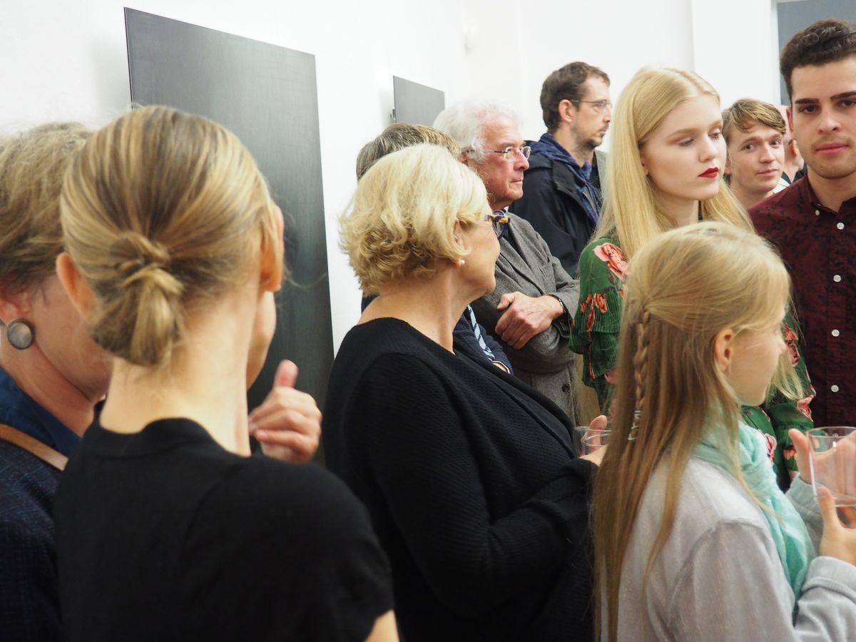 Vernissage Imaginäre Portraits und Objekte @Köppe Contemporary
