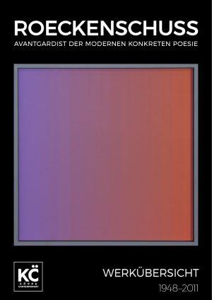 Christian Roeckenschuss - Werkverzeichnis - Cover