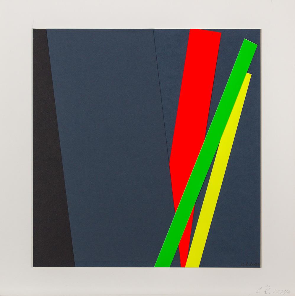 Christian Roeckenschuss, K494, 24 x 23 cm, 2003 / 2004
