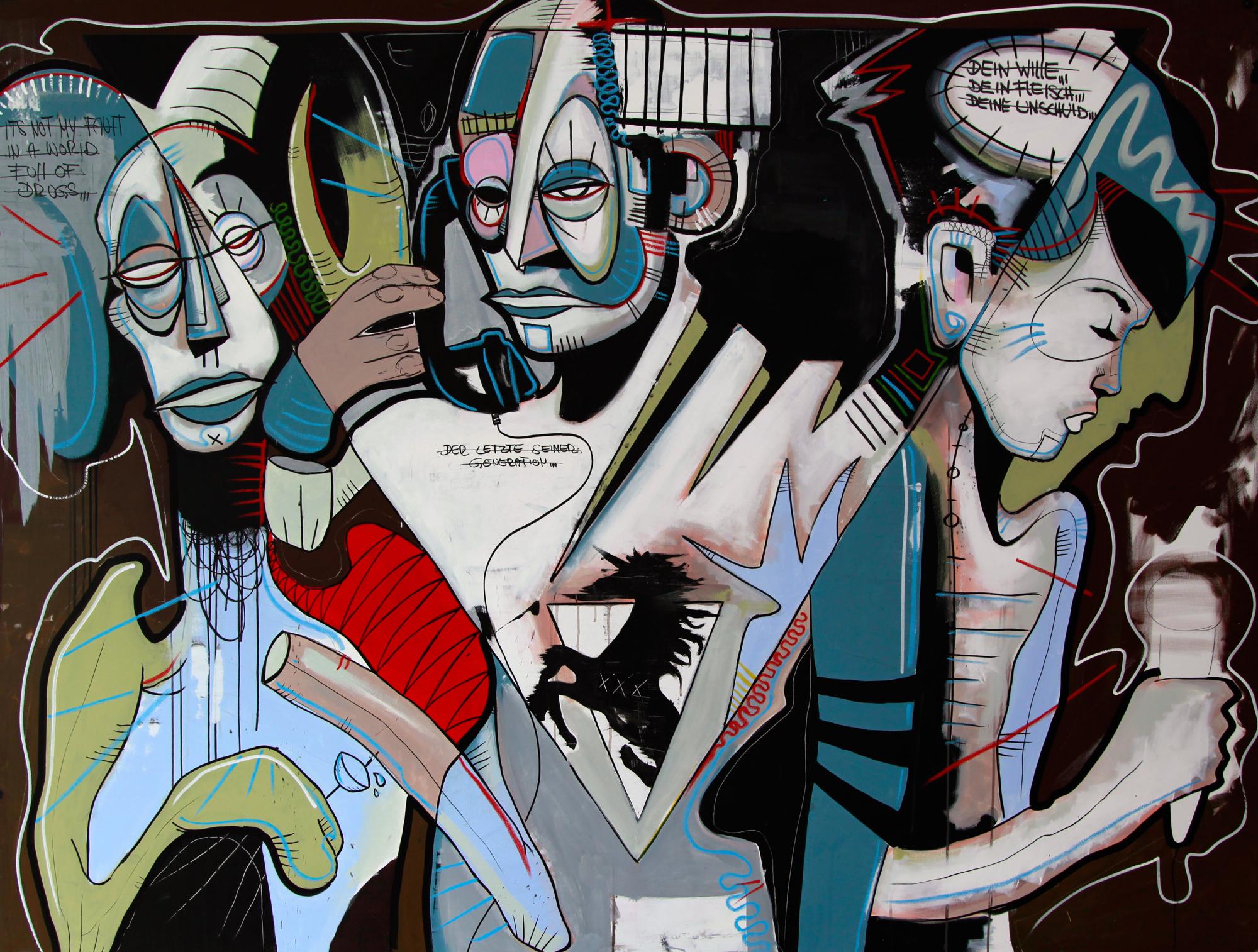 Daniel Harms | Der Letzte Seiner Generation