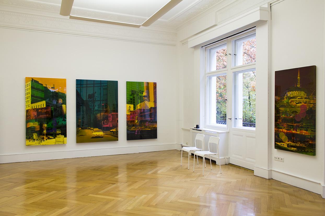 Ausstellung Helle Jetzig