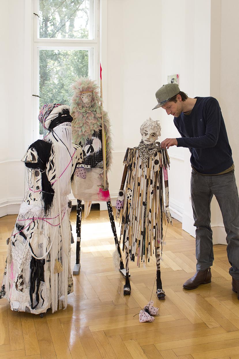 Kevin A. Rausch – Ausstellung 2017