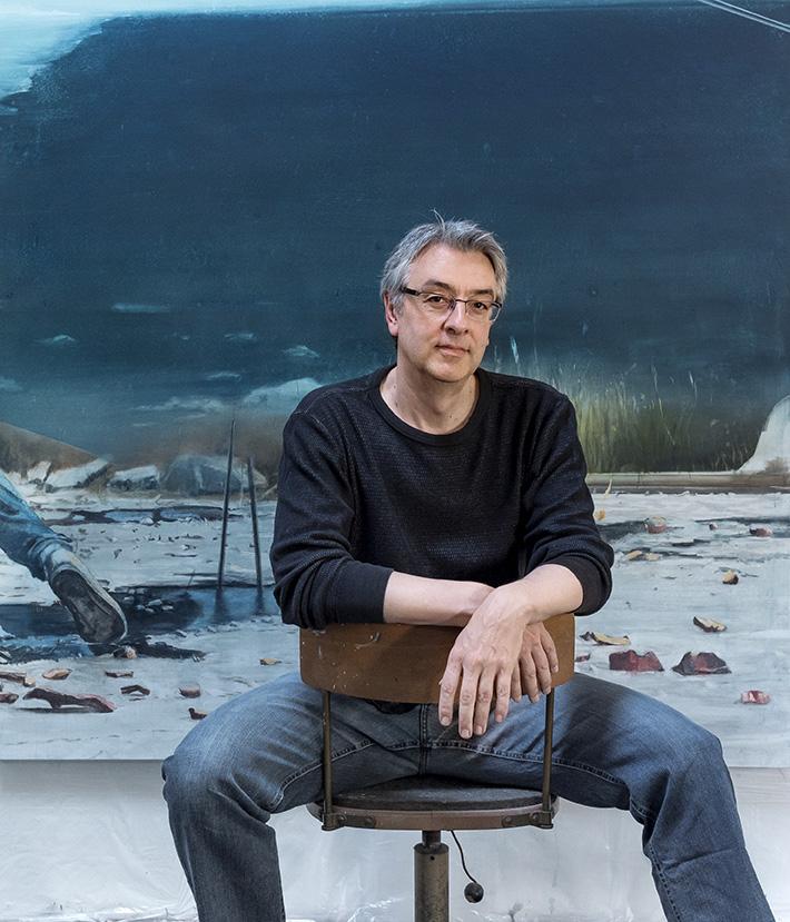 Thomas Ritz - Foto: Nadja Häfliger
