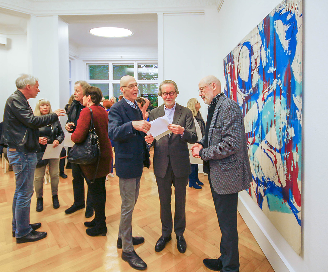 Vernissage ter Hell