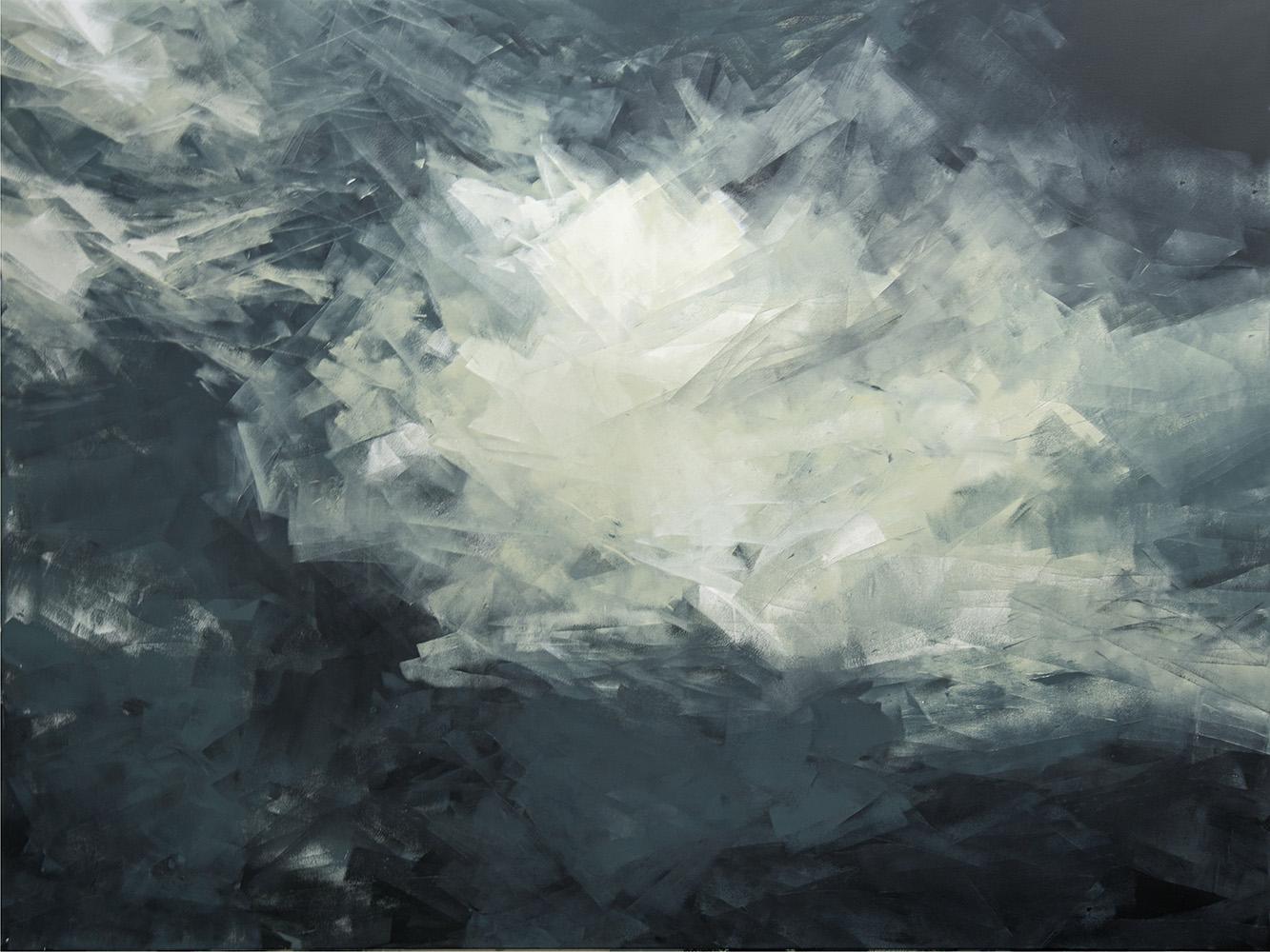 David Stegmann | O.T. – 2020, 150 x 200 cm, Acryl, Acryllack auf Leinwand